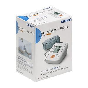 オムロン 上腕式 血圧計 OMRON デジタル 自動血圧計 30回分測定データ記録/ワンプッシュ電子測定/健康管理/見やすい大型液晶 母の日 最安 ◇ 血圧計 HEM-7111|i-shop777|04