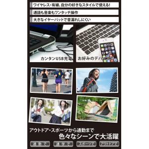 Bluetooth4.1 ハンズフリー通話マイ...の詳細画像3