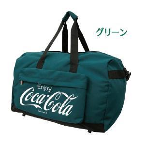 ボストンバッグ Coca-Cola コカ・コー...の詳細画像3