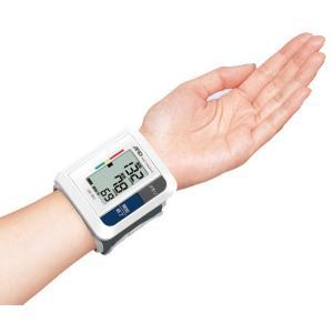 血圧計 A&D 手首式 デジタル 電子血圧計 90回分メモリ 自動血圧計 ひと目で分かる血圧レベル表示 見やすい大型液晶 不規則脈/IHB検知 セール ◇ 血圧計 UB-351|i-shop777|07