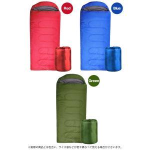 大判&ロングサイズ!BIG 封筒型 寝袋 フー...の詳細画像4