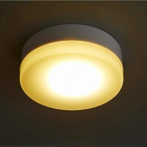 LED シーリングライト 60W相当 810lm 昼白色 電球色 コンパクト LED小型ライト 長寿命40000時間 工事不要 かんたん設置 トイレ/玄関照明 省エネ ◇ 小型ライト|i-shop777|10