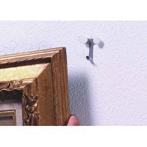 メタルフックWT [HHT23M-S2] | ハイパーフック かけまくり 石膏ボード 石こうボード 画びょう 壁家具 石こう 石膏 東洋工芸|i-studio|05