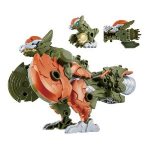 騎士竜パキガルーです。別売りのキシリュウオーと合体できます。リュウソウルが1個付属。  強力パンチで...