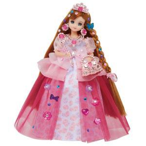 リカちゃんの新しいお友達「ジュエルアップかれんちゃん」は、ジュエルペンを使って髪の毛やドレスをキラキ...
