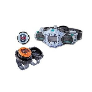 本商品は、変身ベルト DXジクウドライバーとライドウォッチホルダーセットの2点セットです。