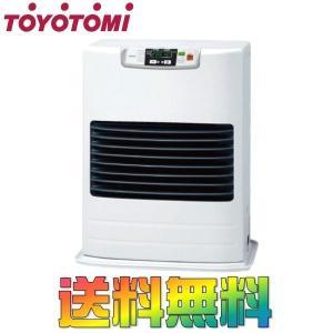 トヨトミ FF-V4501 FF式石油ストーブ (温風) 別置きタンク|i-top