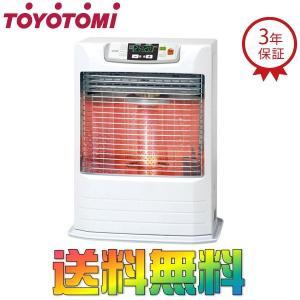 トヨトミ FR-V3601 FF式石油ストーブ (輻射) 別置きタンク 赤外線タイプ|i-top