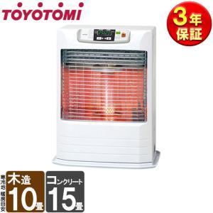 トヨトミ FR-V3602 FF式石油ストーブ (輻射) 別置きタンク 赤外線タイプ|i-top