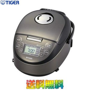タイガー IHジャー炊飯器 3合炊き 炊きたて JPF-A550-K 炊飯ジャー サテンブラック|i-top