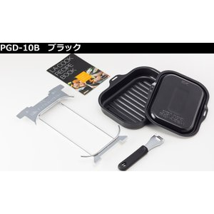 パロマ 3合炊き炊飯鍋&ラ・クックセット PRN-31&PGD-10|i-top|02