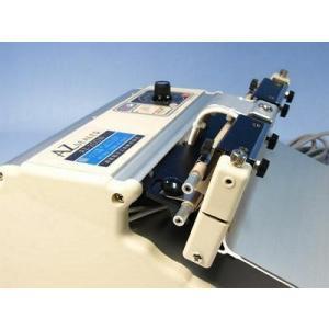 瀬尾電子工業 AZ-300Wシーラー 上下加熱式 卓上シーラー 【本州/四国/九州は送料無料】|i-yota|05