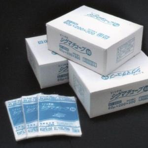 GT-1121 シグマチューブ60(3000枚) 110×210mm Vノッチ付 冷凍・ボイル可能、ナイロンポリ真空袋【本州/四国/九州は送料無料】|i-yota