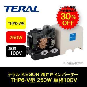 テラル KEGON 浅井戸 インバーターポンプ THP5-V型 250W 単相100V THP5-V250S|i-zok