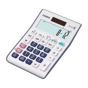(取寄商品)電卓 12桁 カシオ MP-12R-N 余り計算電卓|i328