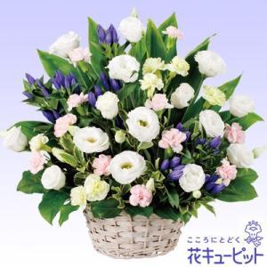 お盆 花キューピットのお供え用のアレンジメント|i879