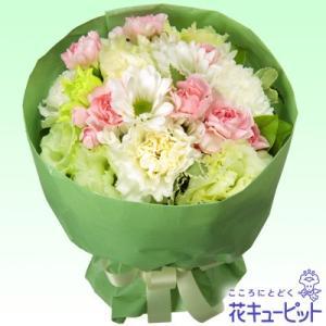ペット用フラワーギフト・お供え 花キューピットのお供え花束|i879