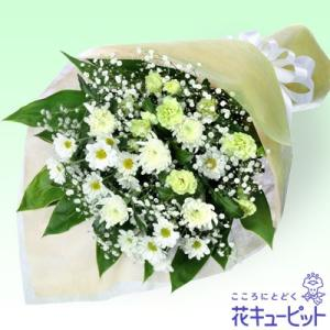 ペット用フラワーギフト・お供え 花キューピットのお供えの花束 ペット 供花|i879