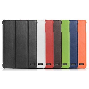 タブレット タブレットホルダー スタンド タブレットケース タブレットカバー iPad air アイパッドエアー ケース レザー 本革 ブランド  カバー おしゃれ ICARER|iah-rare-case-shop