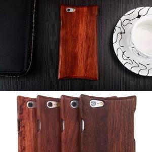 スマホケース iphone6 スマホカバー アイフォン ケース i Phone アイホン 耐衝撃 アルミ フレーム ウッド 木製 天然木 木目 アルミ おすすめ 高級|iah-rare-case-shop