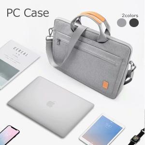 ◆ノートPCやタブレットの持ち運びに便利!!おしゃれな2wayパソコンバッグ!!  ・ケース内部はク...