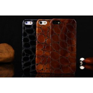 最高級牛革 センザンコウ柄 本革 iPhone5/5s/se ケース カバー 超レア おしゃれ かっこいい アイフォン5/5sケース|iah-rare-case-shop
