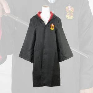 ハロウィン コスプレ 最短翌日着 ハリーポッターのマント 衣装 仮装 ローブ コート グリフィンドール【子供用から大人用までの6サイズあります】