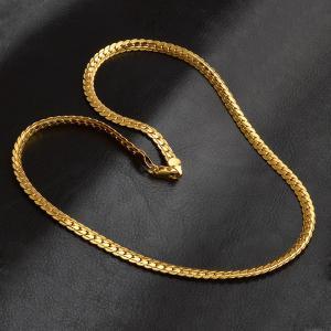 18K ネックレス ゴールド 三代目 18K ゴールド ネックレス|iandi