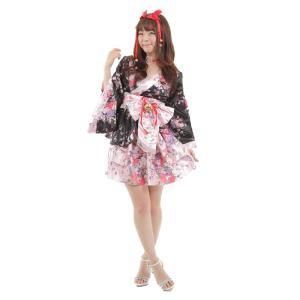 ハロウィン コスプレ 最短翌日着  大きいサイズ S〜2XL お祭り 着物 花魁 和服 和装 衣装 浴衣 巫女 着物ドレス レディース  コスチューム |iandi
