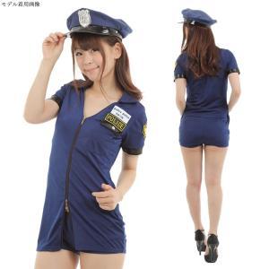 ハロウィン コスプレ 最短翌日着 ショートパンツがよく似合うセクシーな婦人警官コスチューム ミニスカポリス レディース  や学園祭などのイベントなどに|iandi