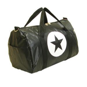 ボストンバッグ 星柄バッグ スター スポーツバッグ|iandi