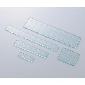 血液反応板 10ケ穴(2列) 5×75×150mm|iashiya