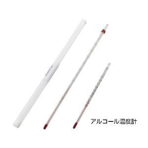 ガラス棒状アルコール温度計 −5〜105℃|iashiya