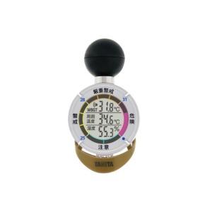 JIS準拠品 黒球式熱中症指数計 熱中アラーム TT-562 タニタ
