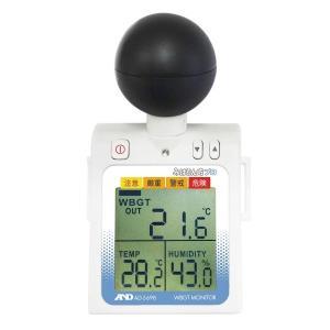AD-5698 A&D 黒球式熱中症指数モニター「みはりん坊プロ」|iashiya