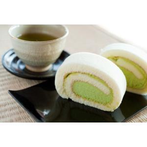 茶の実ロールケーキセット(抹茶・スフレ)|ibaraki-shop|02