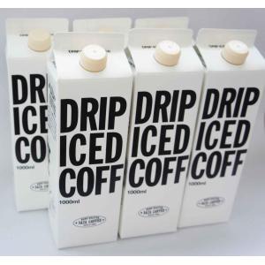 ドリップアイスコーヒー6本セット のし対応不可|ibaraki-shop