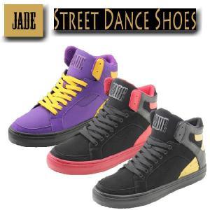 【お取り寄せアイテム】JADE ジェイド ダンスシューズをベースに、ファッション要素を取り入れたスニーカー JD7003 ibc