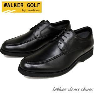 【お取り寄せ商品】WALKER GOLF by madras ウォーカーゴルフ マドラス 本革ビジネスシューズ wg201|ibc