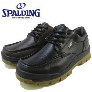 SPALDING・CROSS WALKER スポルディング クロスウォーカー レザー ウォーキングシューズ アウトドアシューズ WL-984