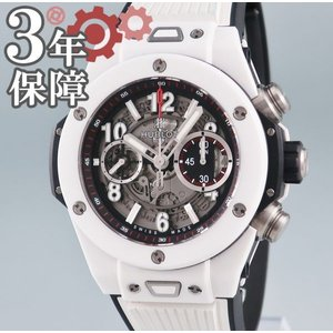 new arrival 7bc74 1c416 hublot 時計 メンズ 白の商品一覧 通販 - Yahoo!ショッピング