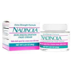 品名:NADINOLA ナディノラ 強力美白クリーム64g 1個   ハワイのお土産として知られ、シ...