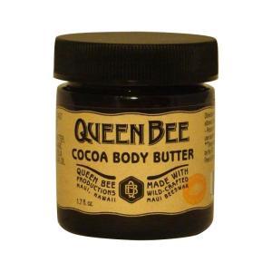 品名:Queen Bee PRODUCTIONS MAUI  ココアボディーバター 48ml   マ...