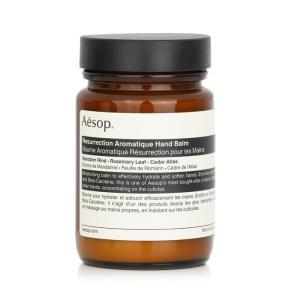 品名:Aesop レスレクションハンドバーム 120ml/4oz   乾燥したカサカサな手を、柔らか...