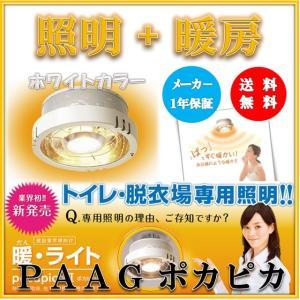 PAAG ポカピカ ヒーター一体型天井照明 吊り下げ型 / P03P09G