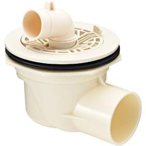 【新品 在庫あり!】 LIXIL INAX イナックス TP-52 洗濯機パン用 排水トラップ(ヨコ...