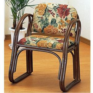 ラタン籐家具 籐思いやり座椅子 ハイタイプ S-106B 籐家具 ラタン家具 座椅子 敬老の集い ※代引不可|ibepara