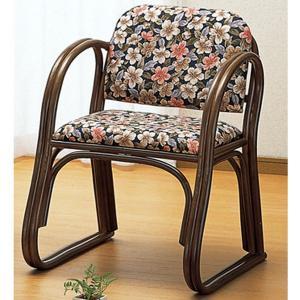 ラタン籐家具 籐思いやり座椅子 ハイタイプ S-213B 籐家具 ラタン家具 座椅子 敬老の集い ※代引不可|ibepara
