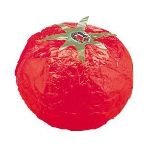 トマト紙風船 50枚販売 ノベルティグッズ 風船 紙風船 風船 フルーツ紙風船|ibepara