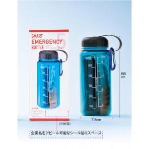 スマートエマージェンシーボトル 防災5点セット 48個販売 非常用持ち出しセット 防災グッズ 2247700|ibepara|02